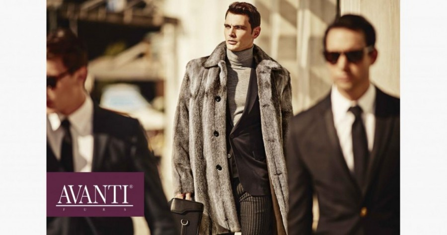 AVANTI FURS F W men's collection is ready to explore