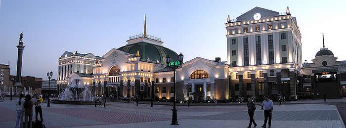 Шубы в Красноярске