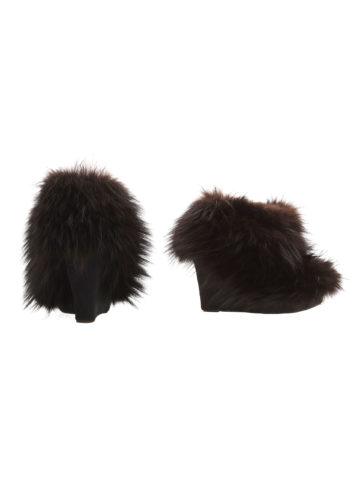 black-silver-fox-fur-shoes