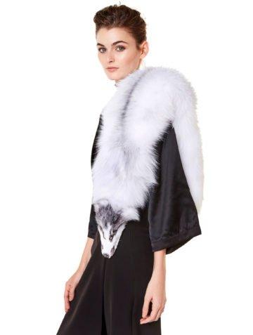 arctic-marble-fox-fur-colar