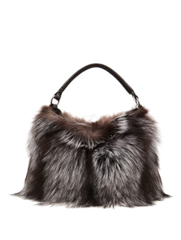 silver-fox-fur-hand-bag
