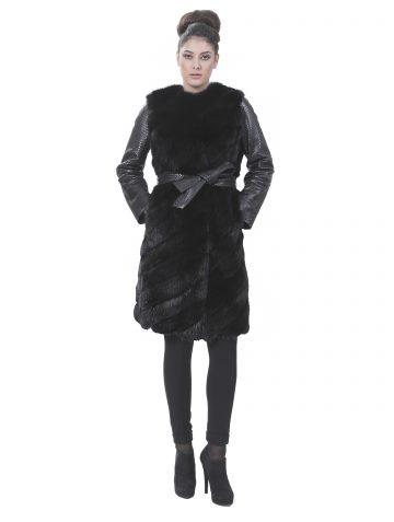 axelle-black-sable-jacket-front