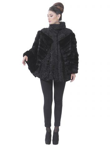 dorothea-black-swakara-jacket-front