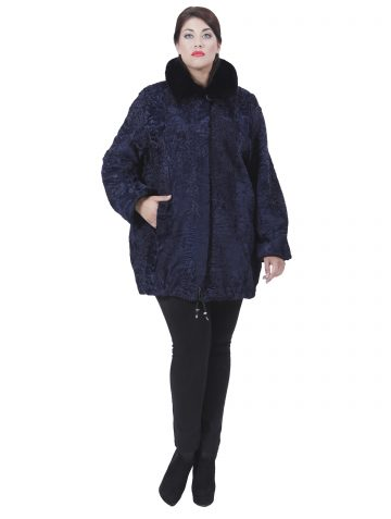 parka-blue-black-swakara-jacket-front